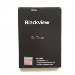 Батарея для Blackview BV5000